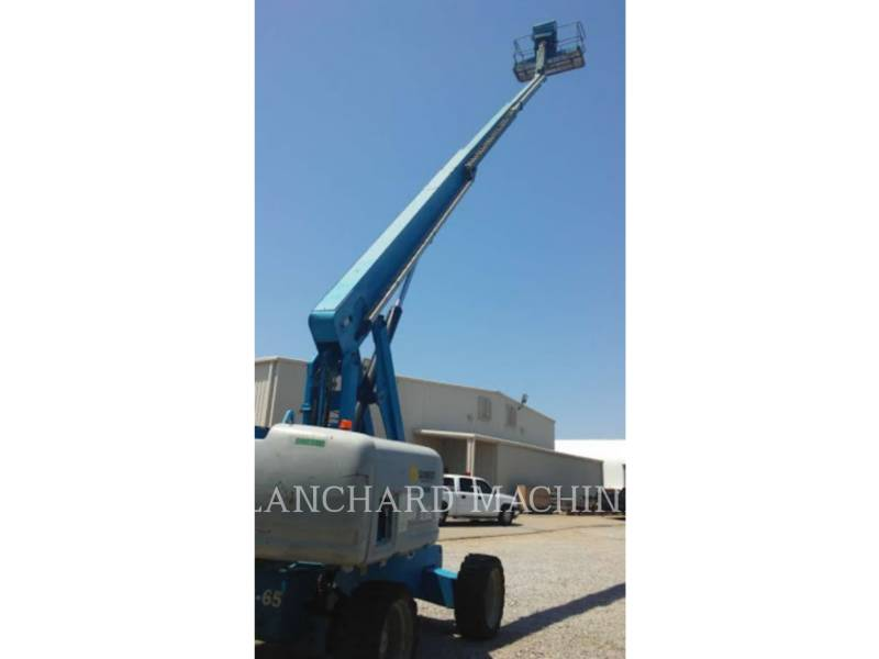 GENIE INDUSTRIES LIFT - BOOM S-65 equipment  photo 4