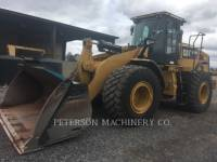 Equipment photo CATERPILLAR 966M FUS WHEEL LOADERS/INTEGRATED TOOLCARRIERS 1