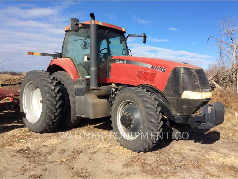 CASE AG TRACTORS MX215 equipment  photo 5