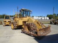 Equipment photo CATERPILLAR 815F TRACTEURS SUR PNEUS 1