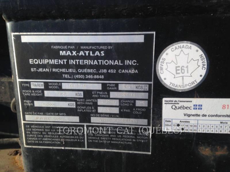 CATERPILLAR POWER MODULES (50494) XQ1000 3512 1000KW 600V equipment  photo 11