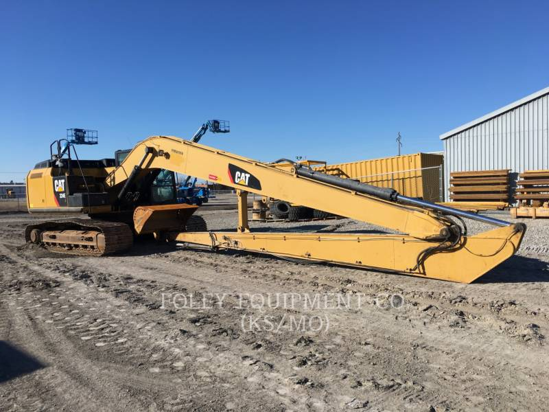 Caterpillar EXCAVATOARE PE ŞENILE 324EL equipment  photo 2