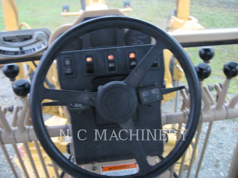 CATERPILLAR MOTONIVELADORAS 14H equipment  photo 6