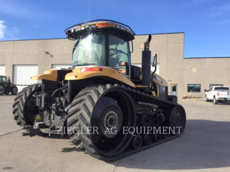 AGCO-CHALLENGER AG TRACTORS MT865C equipment  photo 17