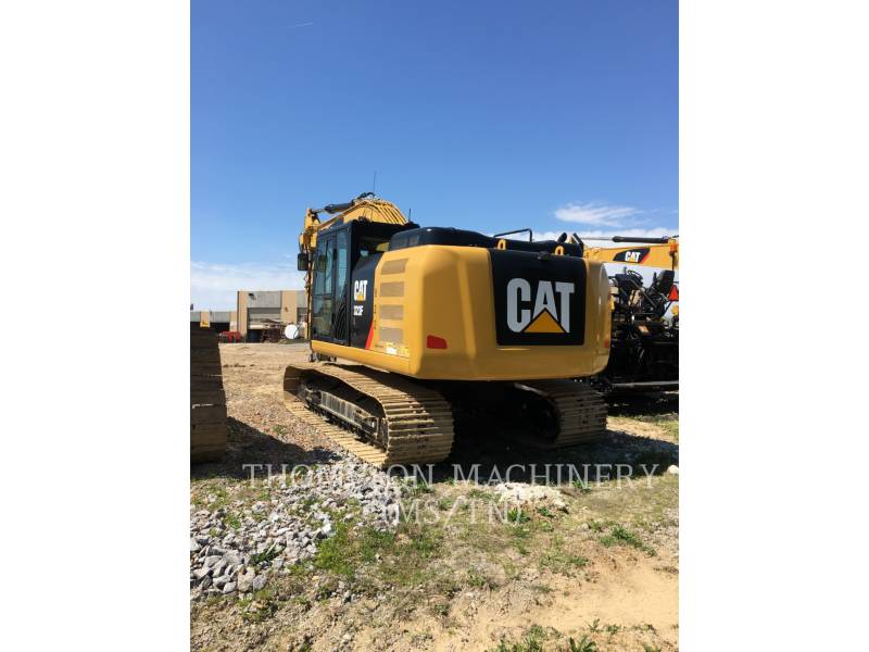 CATERPILLAR TRACK EXCAVATORS 323F equipment  photo 4
