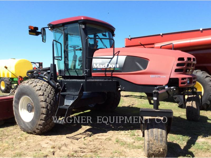 MACDON AG HAY EQUIPMENT M200 equipment  photo 2