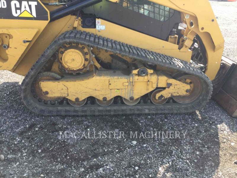 CATERPILLAR MULTI TERRAIN LOADERS 259D equipment  photo 7