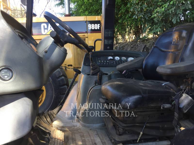 CATERPILLAR BACKHOE LOADERS 416D equipment  photo 6