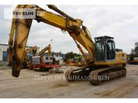 Equipment photo NEW HOLLAND E385 PELLES SUR CHAINES 1