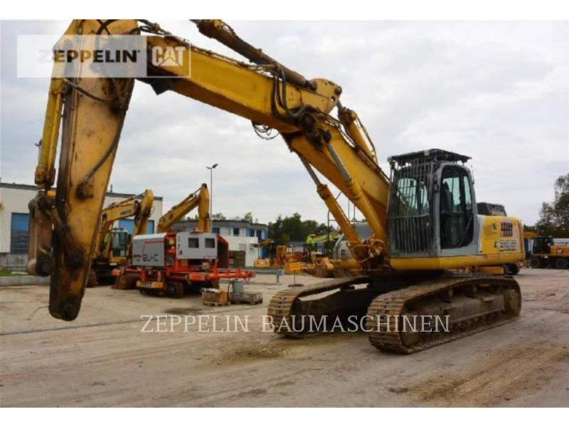NEW HOLLAND EXCAVADORAS DE CADENAS E385 equipment  photo 1