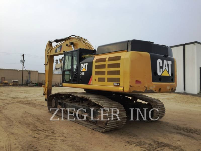 CATERPILLAR PELLES SUR CHAINES 349EVG equipment  photo 6