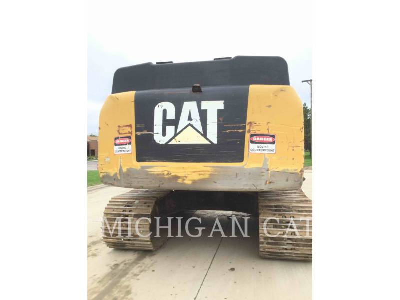 CATERPILLAR PELLES SUR CHAINES 349EL equipment  photo 18