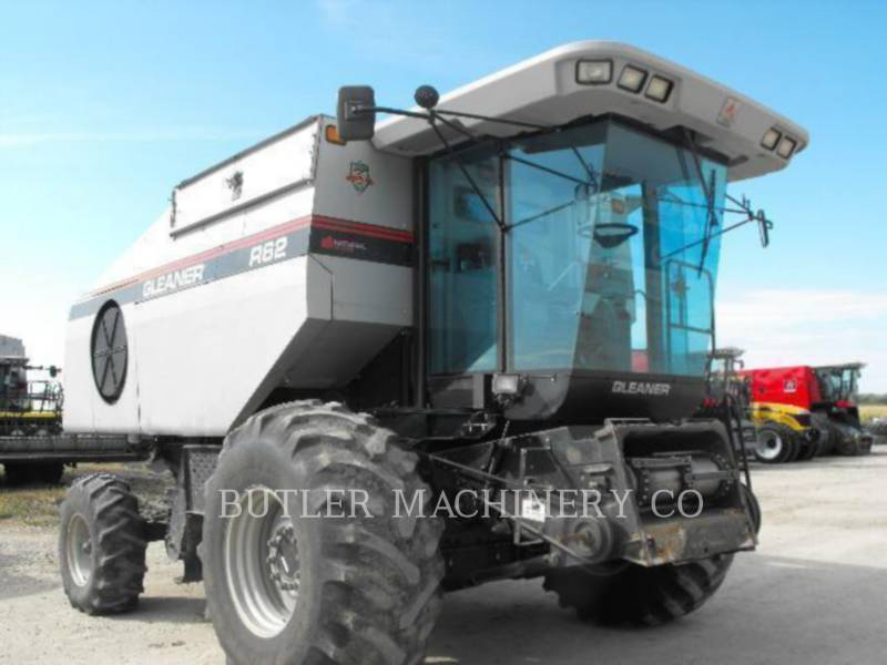 GLEANER COMBINADOS R62 equipment  photo 16
