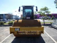 Equipment photo CATERPILLAR CS56B VIBRATORY SINGLE DRUM SMOOTH 1