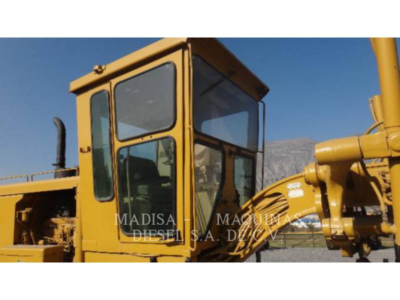 CATERPILLAR MOTORGRADERS 12G equipment  photo 5