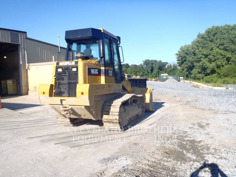 CATERPILLAR PALE CINGOLATE 963C equipment  photo 3