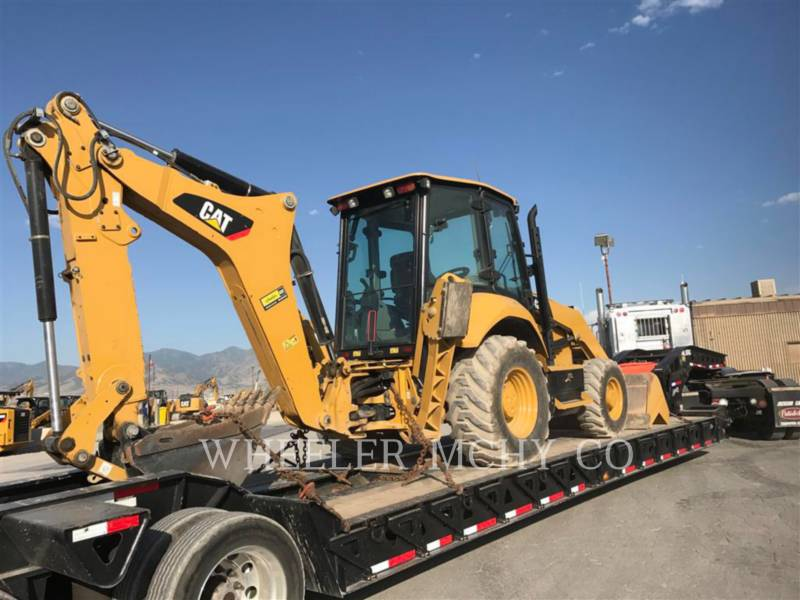 CATERPILLAR RETROESCAVADEIRAS 420F2 E equipment  photo 3