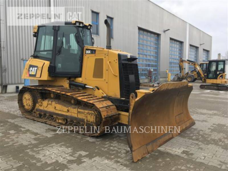 CATERPILLAR CIĄGNIKI GĄSIENICOWE D6KXLP equipment  photo 1