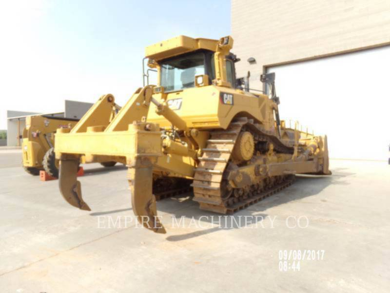 CATERPILLAR TRACK TYPE TRACTORS D8T ST equipment  photo 2