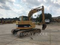 CATERPILLAR KETTEN-HYDRAULIKBAGGER 314C LCR equipment  photo 7
