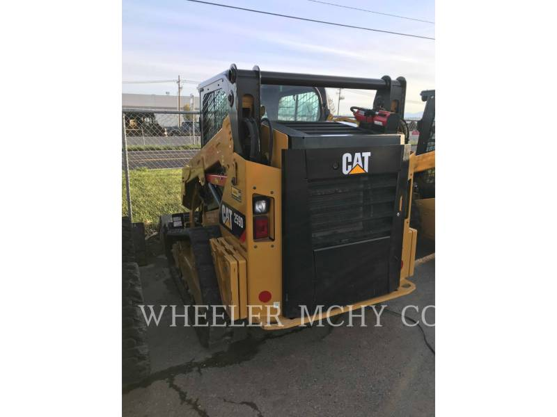 CATERPILLAR CHARGEURS TOUT TERRAIN 259D C3-H2 equipment  photo 3