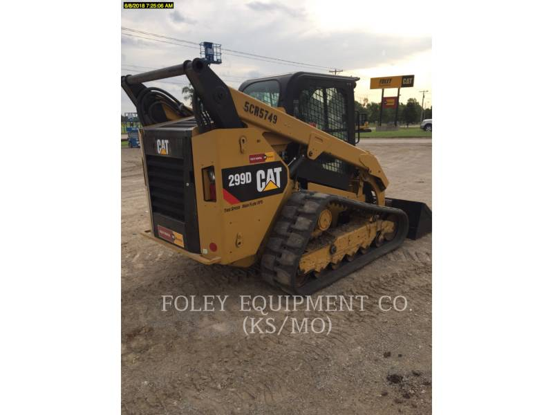 CATERPILLAR MULTI TERRAIN LOADERS 299DXPS2CA equipment  photo 3