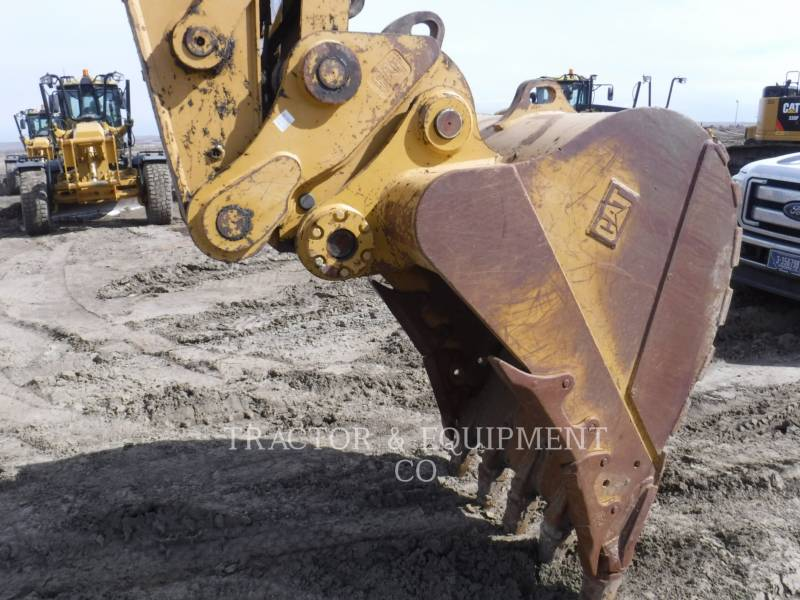 CATERPILLAR PELLES SUR CHAINES 329F L equipment  photo 9
