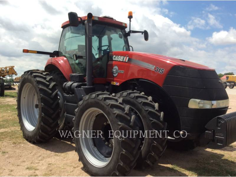 CASE AUTRES MATERIELS AGRICOLES 315 MAGNUM equipment  photo 2