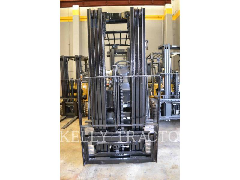 DOOSAN INFRACORE AMERICA CORP. ELEVATOARE CU FURCĂ GC25P-5 equipment  photo 4