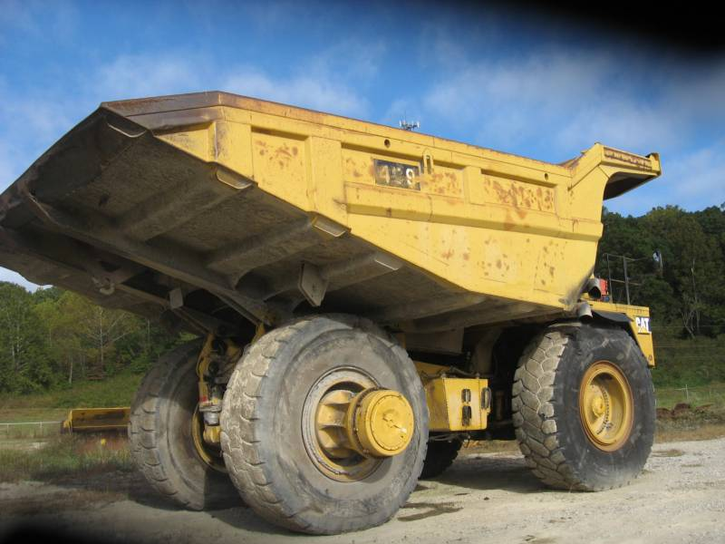 CATERPILLAR TOMBEREAUX RIGIDES POUR MINES 789C equipment  photo 5