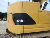 CATERPILLAR TRACK EXCAVATORS 321DLCR equipment  photo 12