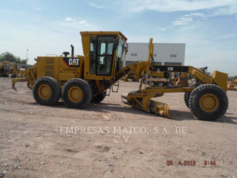 CATERPILLAR MOTOR GRADERS 12K equipment  photo 7