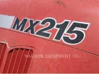 CASE AG TRACTORS MX215 equipment  photo 14