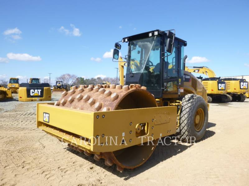 CATERPILLAR ROLETES DO TANDEM VIBRATÓRIO CS64B CB equipment  photo 6
