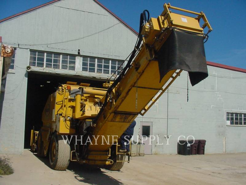 WEILER ASPHALT DISTRIBUTORS E2850 W27 equipment  photo 2