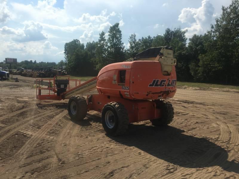 JLG INDUSTRIES, INC. FLECHE 600S equipment  photo 3