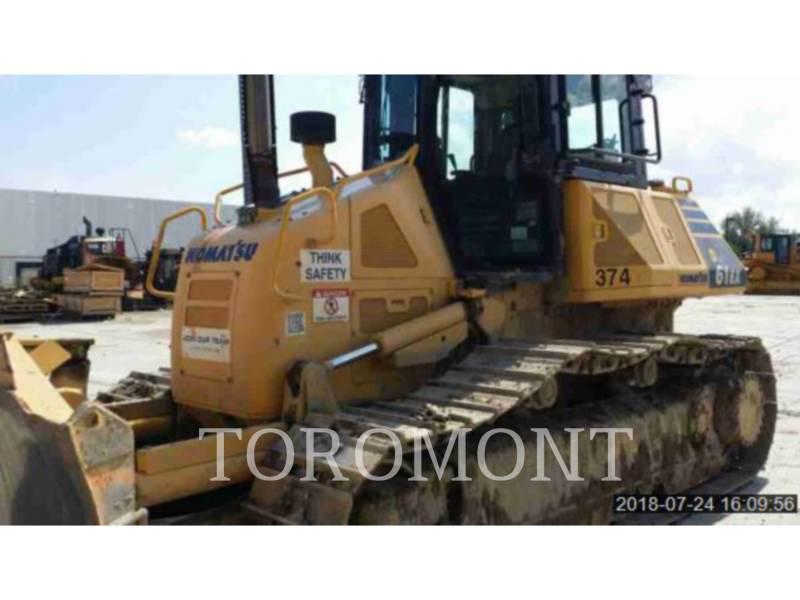KOMATSU LTD. TRACK TYPE TRACTORS D61EX-23 equipment  photo 1
