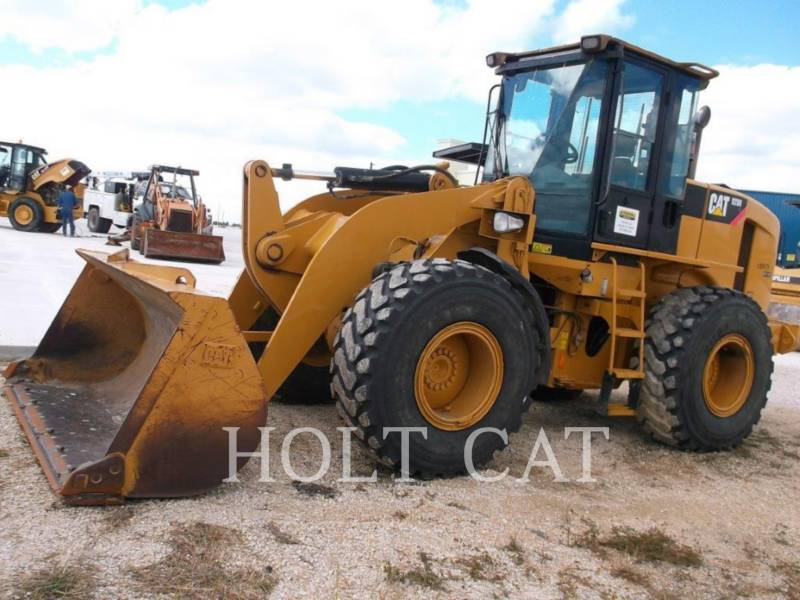 CATERPILLAR CARGADORES DE RUEDAS 928HZ equipment  photo 2