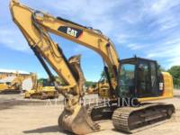 CATERPILLAR TRACK EXCAVATORS 316FL TH equipment  photo 1