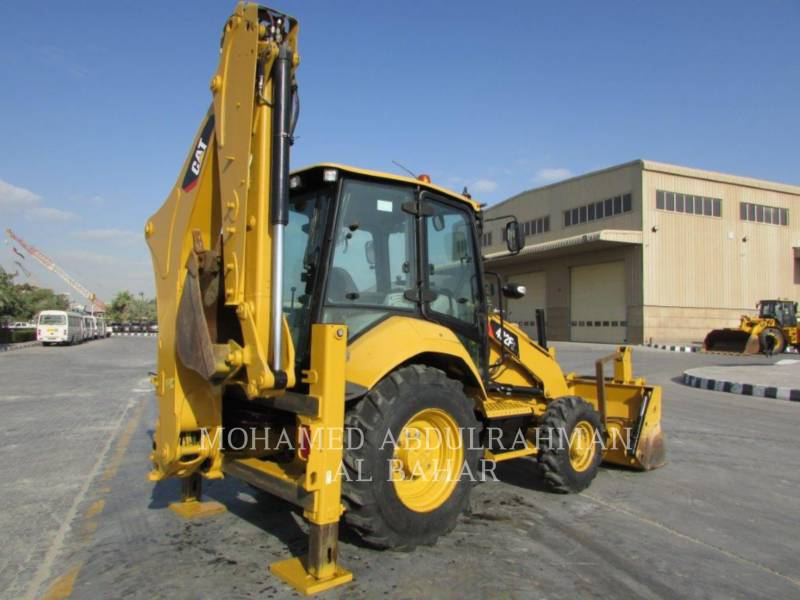 CATERPILLAR BACKHOE LOADERS 422 F 2 equipment  photo 5