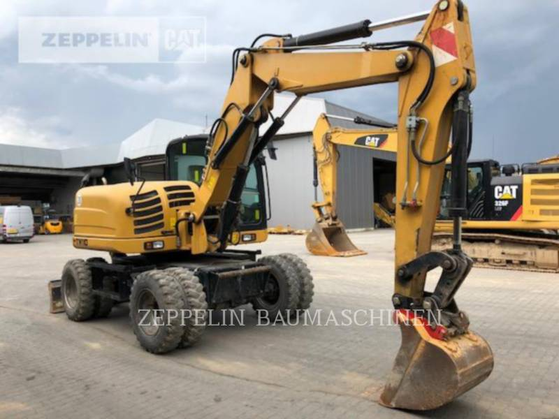 TEREX CORPORATION WHEEL EXCAVATORS TW110 equipment  photo 4