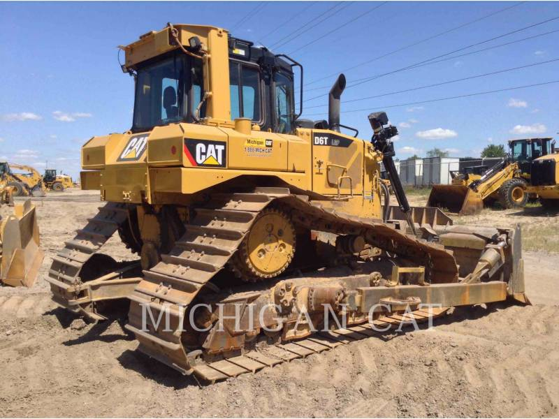 CATERPILLAR CIĄGNIKI GĄSIENICOWE D6TL CA equipment  photo 3