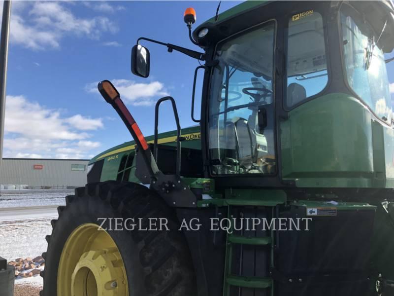 DEERE & CO. TRACTEURS AGRICOLES 9410R equipment  photo 5
