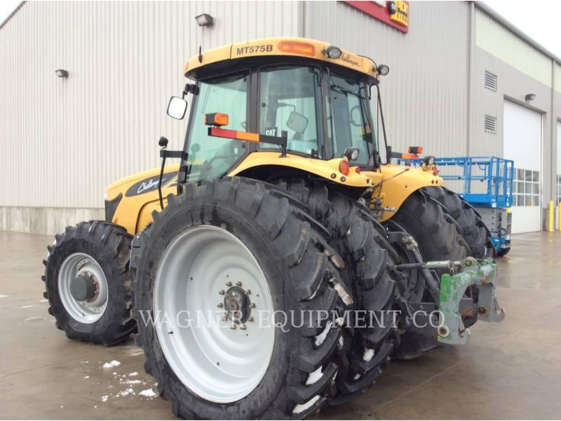 CHALLENGER AG TRACTORS MT575B equipment  photo 2