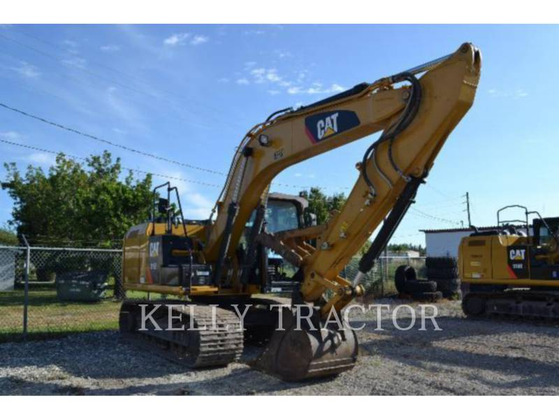 CATERPILLAR KETTEN-HYDRAULIKBAGGER 316EL equipment  photo 4