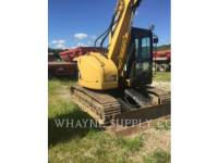 Equipment photo CATERPILLAR 308CCR TRACK EXCAVATORS 1