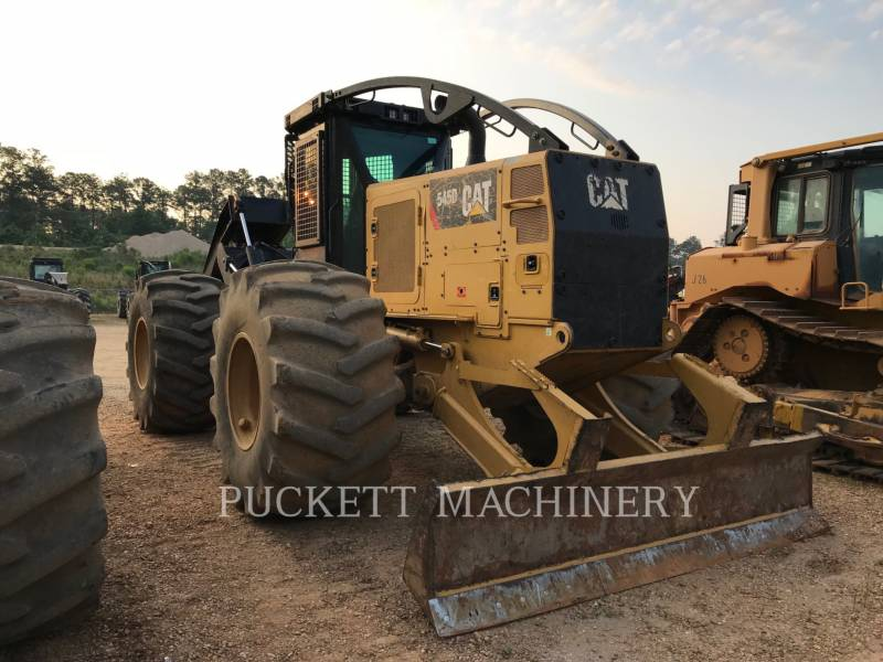 CATERPILLAR FORESTRY - SKIDDER 545D equipment  photo 4