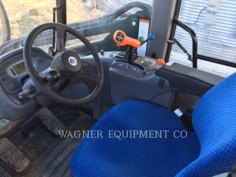 NEW HOLLAND LTD. 農業用トラクタ TV6070 equipment  photo 8