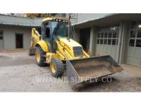 Equipment photo NEW HOLLAND LTD. LB75B BACKHOE LOADERS 1