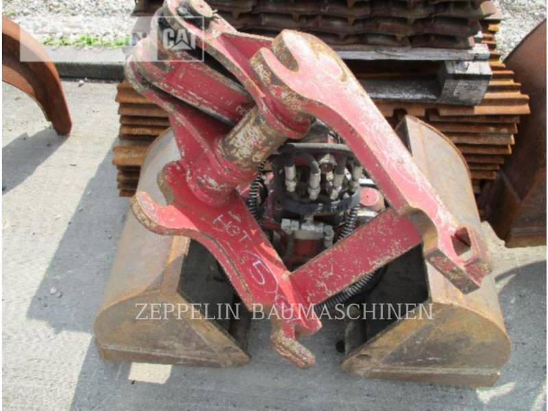 HYDRAULIK-GREIFER-TECHNOLOGIE-GMBH  BENNA A POLIPO DCS2-600 equipment  photo 3